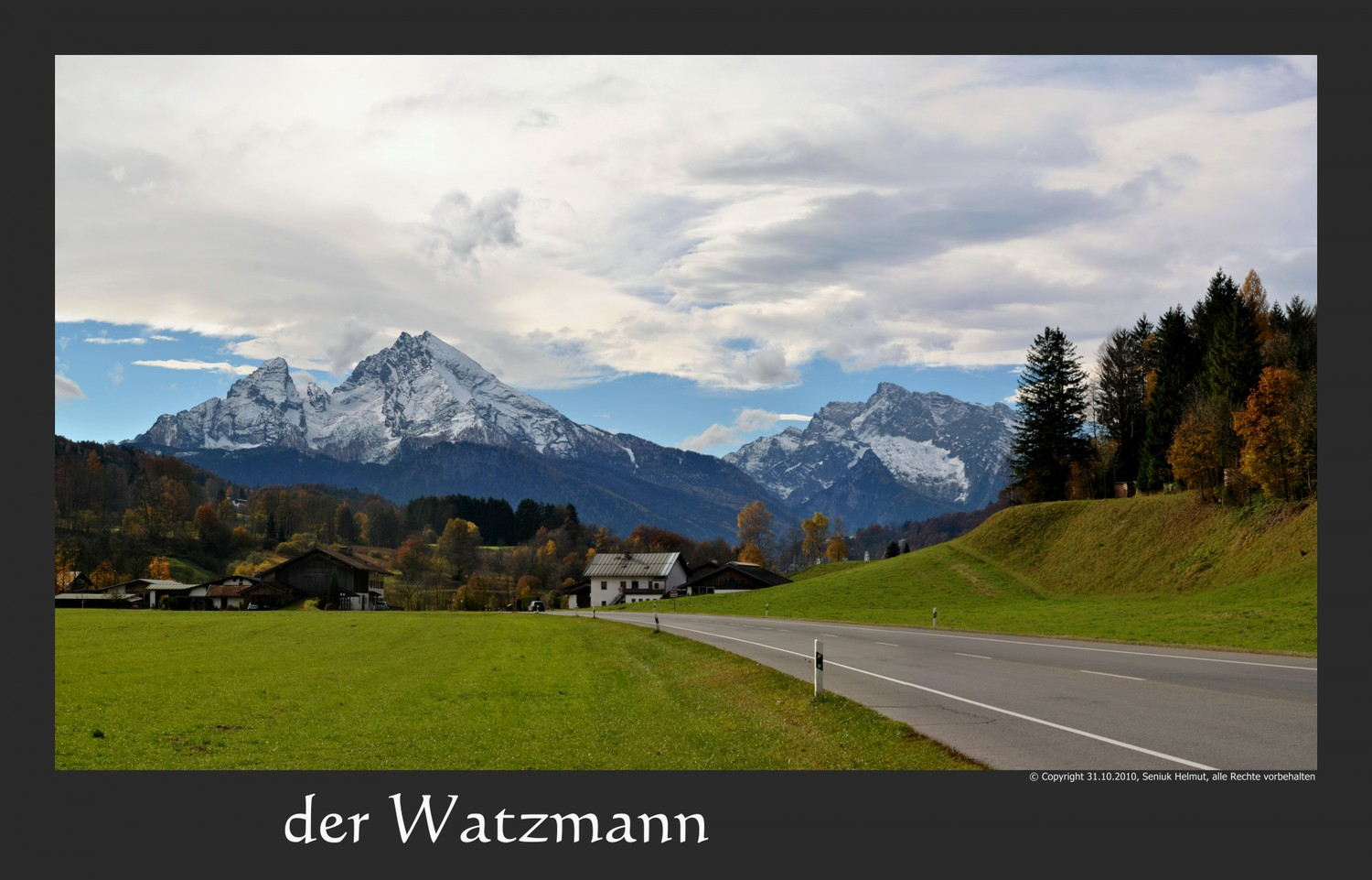 Watzmann Salzburg